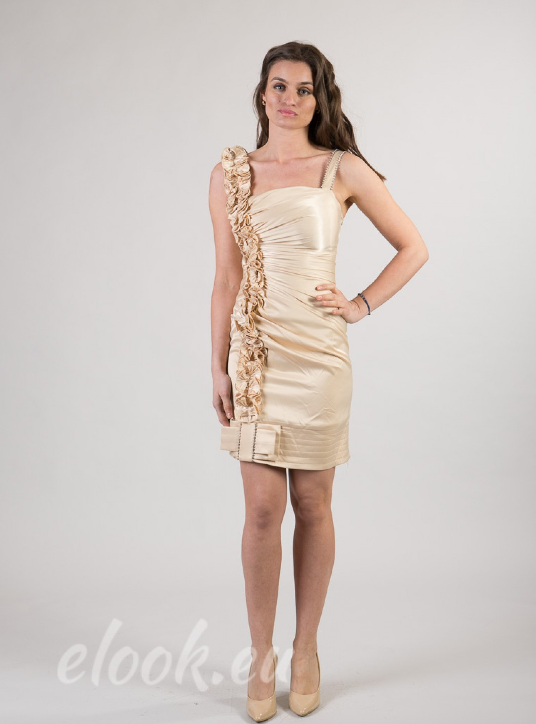 Dress in an evening party or c...