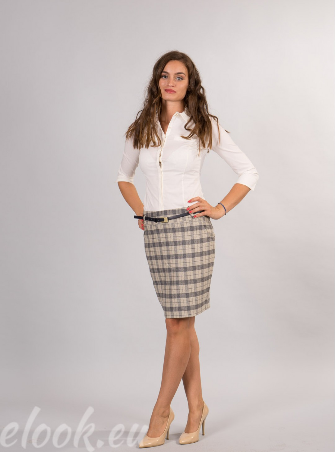 Skirt in an elegant style of S...
