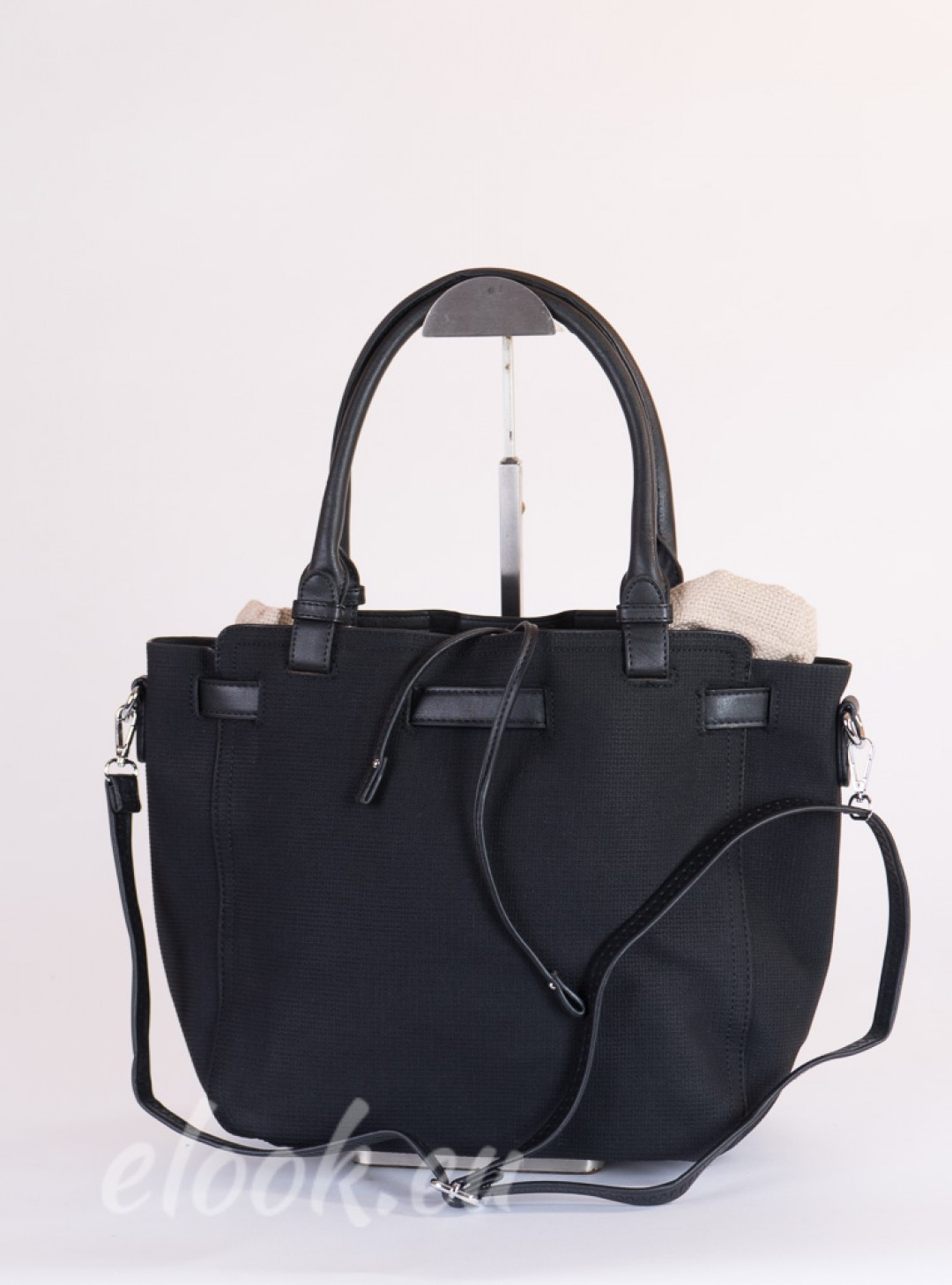 Bag with separate linen sectio...